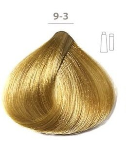Ducastel Subtil Crème Resistant Hair Dye 9 3 Very Light Blonde Golden Solid