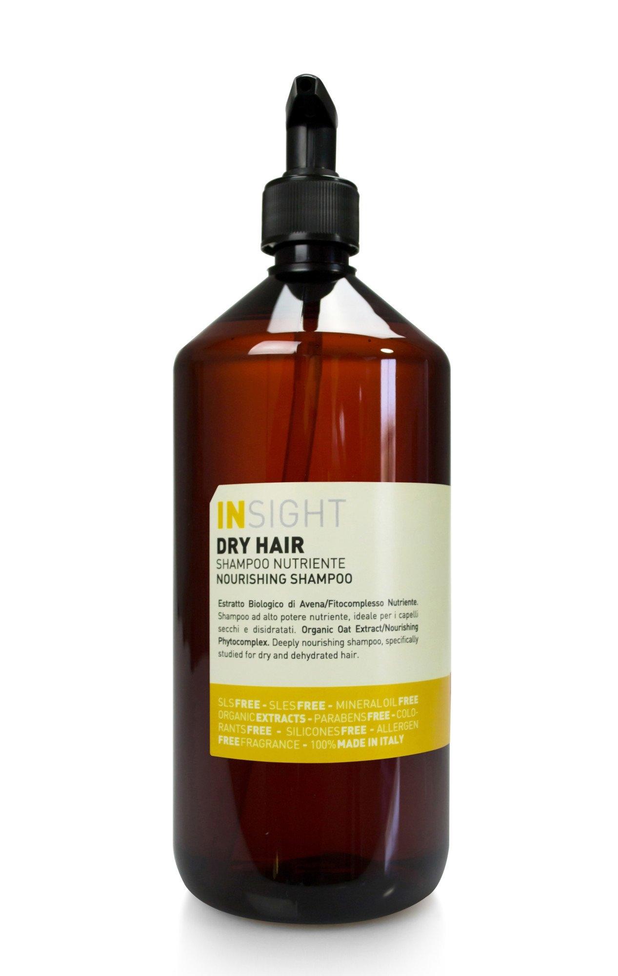 Insight Dry Hair Nourishing Shampoo - Nourishing shampoo for dry hair c4b12f6916bf