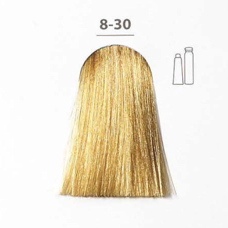 Ducastel Subtil Couleur Toning Cream Hair Color Without Ammonia 8 30 Golden