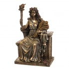 "Figurine ""Demeter on the throne"" (24 cm)"