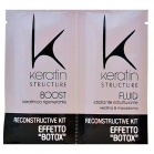 "Keratin Structure Reconstructive Kit effetto Botox - Deep reconstruction with ""Botox"" effect"