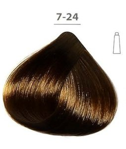 Ducastel Subtil Crème Resistant Hair Dye 7 24 Blonde Pearlescent Copper Pearl
