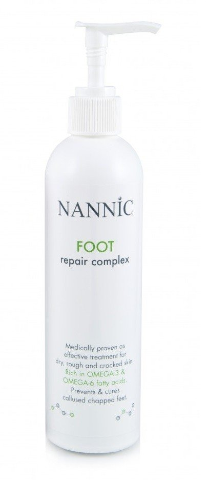 Nannic Foot Repair Complex - Восстанавливающий крем для ног