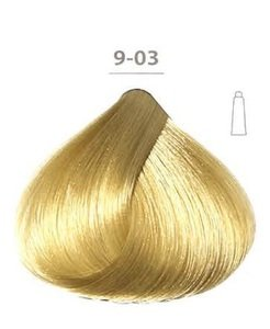 Ducastel Subtil Crème Resistant Hair Dye 9 03 Very Light Blonde Natural Golden